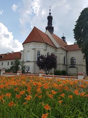 toruń klasztor