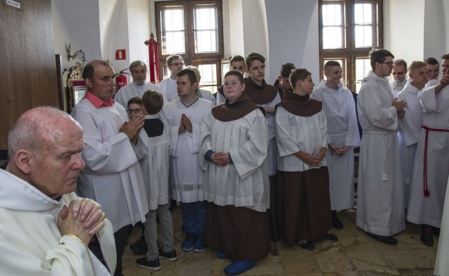 Franciszkanie BozeCialo 2017 01