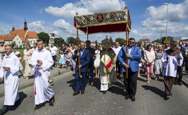 Franciszkanie BozeCialo 2017 11