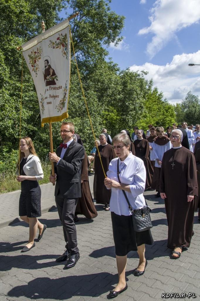 Franciszkanie BozeCialo 2017 13
