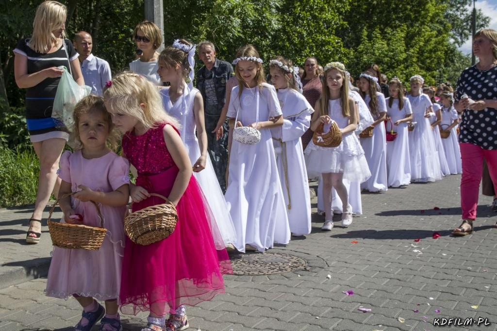 Franciszkanie BozeCialo 2017 14