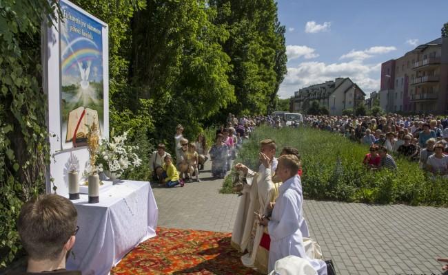 Franciszkanie BozeCialo 2017 16