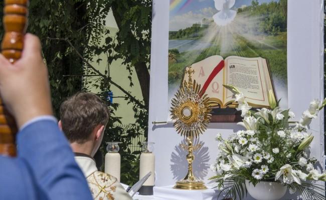 Franciszkanie BozeCialo 2017 17