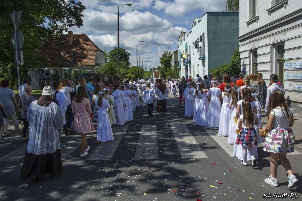 Franciszkanie BozeCialo 2017 32