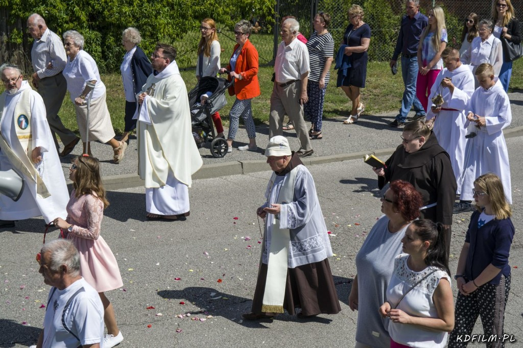 Franciszkanie BozeCialo 2017 39