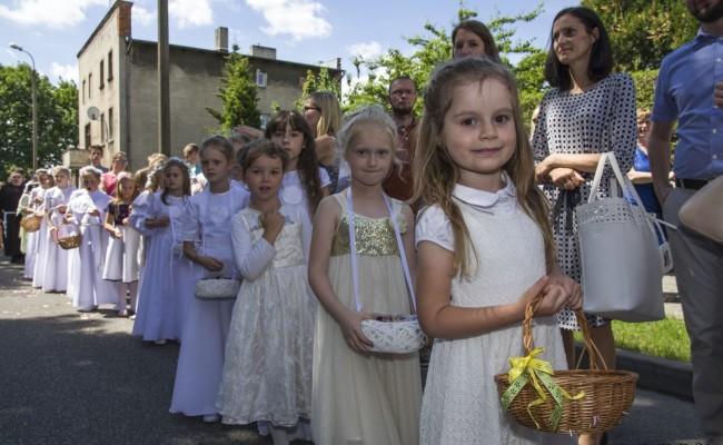 Franciszkanie BozeCialo 2017 46