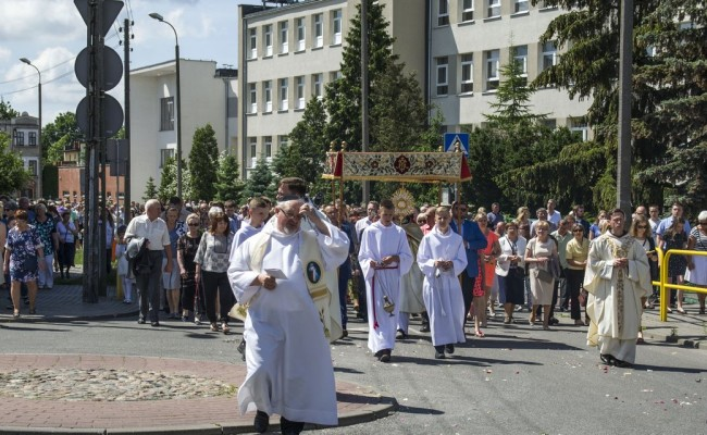 Franciszkanie BozeCialo 2017 49