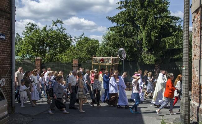 Franciszkanie BozeCialo 2017 50