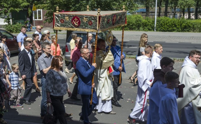 Franciszkanie BozeCialo 2017 51
