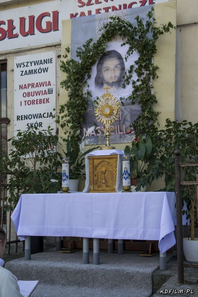 Franciszkanie BozeCialo 2017 52