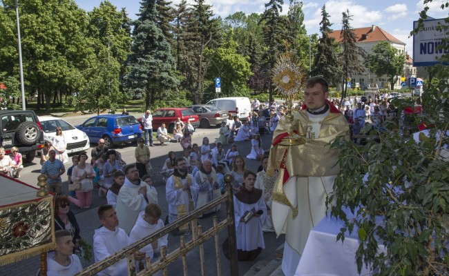 Franciszkanie BozeCialo 2017 53
