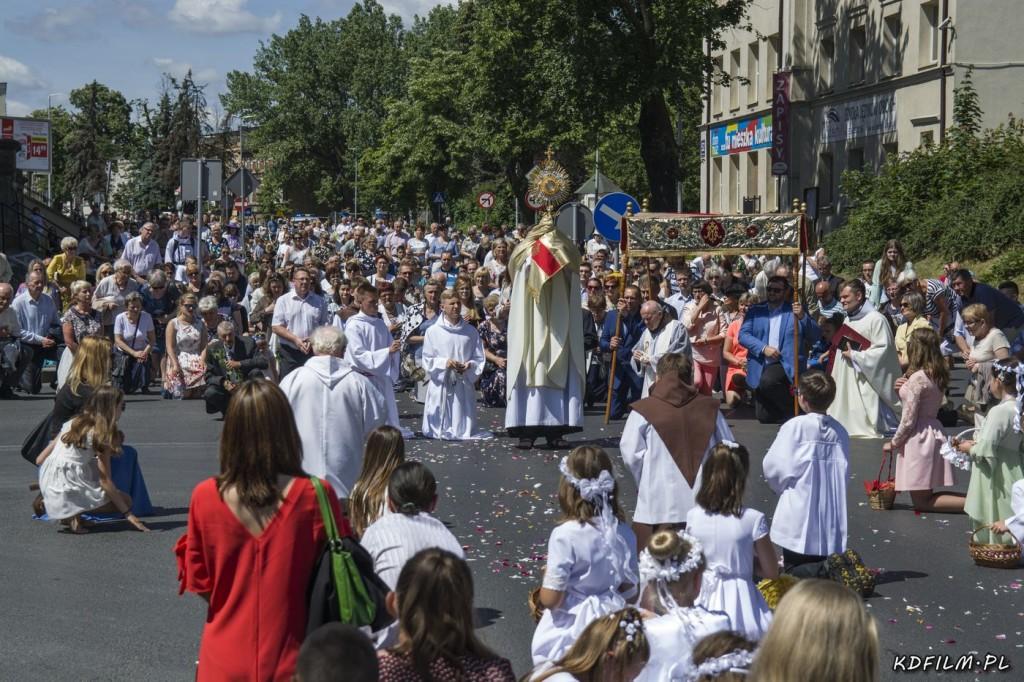Franciszkanie BozeCialo 2017 56