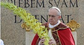 Ogłoszenia parafialne – NIEDZIELA PALMOWA