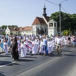 Franciszkanie Torun Boze Cialo 31-05-2018 09