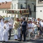 Franciszkanie Torun Boze Cialo 31-05-2018 11