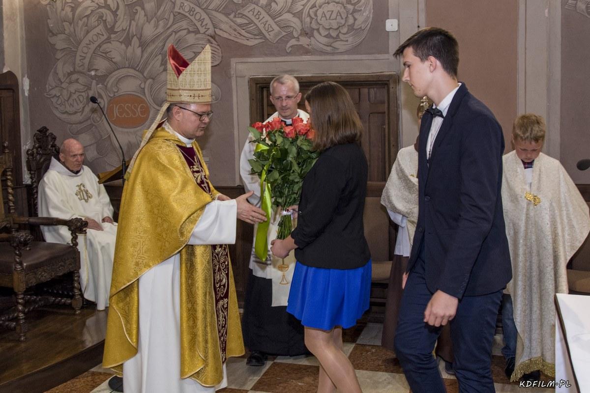 Zdjecia (Franciszkanie) Bierzmowanie 2018 24