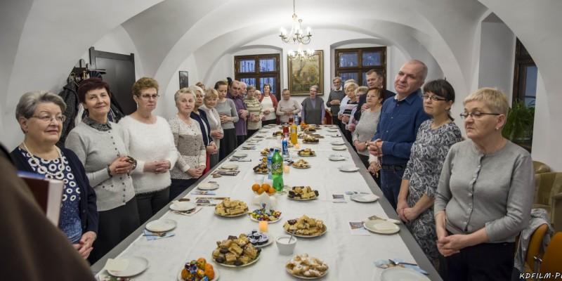 Zdjecia (Franciszkanie) Spotkanie oplatkowe Rozaniec 29-12-2018 02
