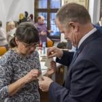 Zdjecia (Franciszkanie) Spotkanie oplatkowe Rozaniec 29-12-2018 05