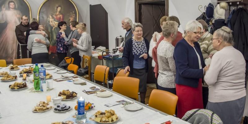 Zdjecia (Franciszkanie) Spotkanie oplatkowe Rozaniec 29-12-2018 08