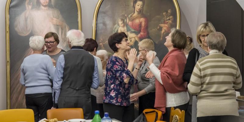 Zdjecia (Franciszkanie) Spotkanie oplatkowe Rozaniec 29-12-2018 11