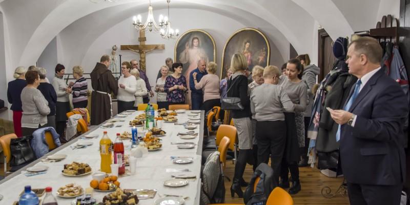 Zdjecia (Franciszkanie) Spotkanie oplatkowe Rozaniec 29-12-2018 15