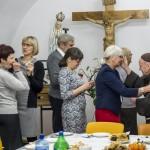 Zdjecia (Franciszkanie) Spotkanie oplatkowe Rozaniec 29-12-2018 19