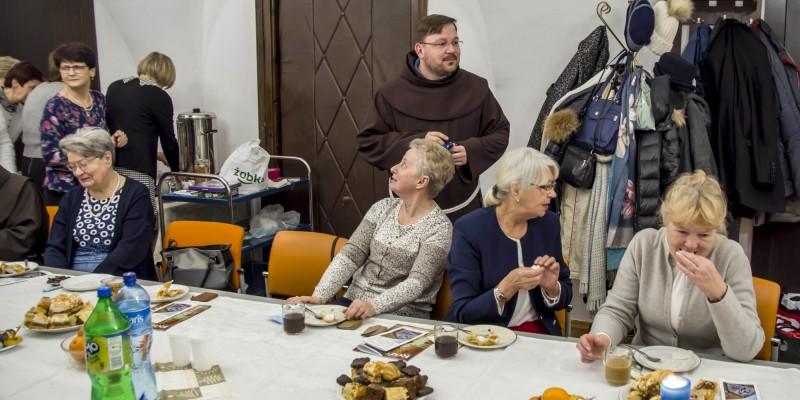 Zdjecia (Franciszkanie) Spotkanie oplatkowe Rozaniec 29-12-2018 25