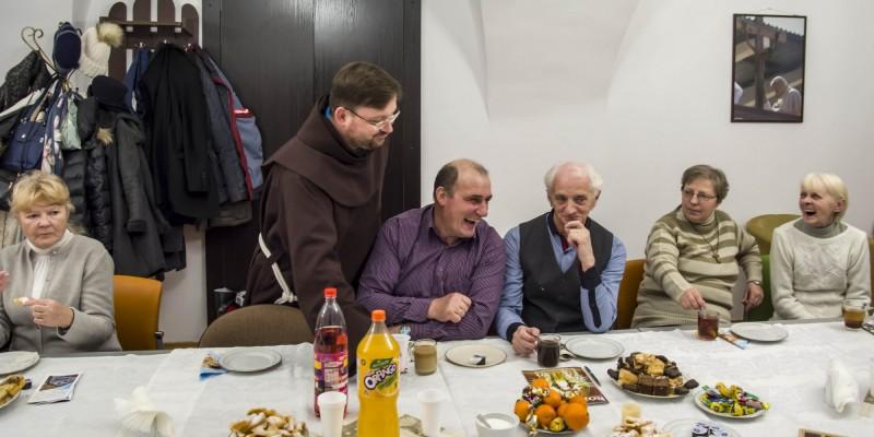 Zdjecia (Franciszkanie) Spotkanie oplatkowe Rozaniec 29-12-2018 26