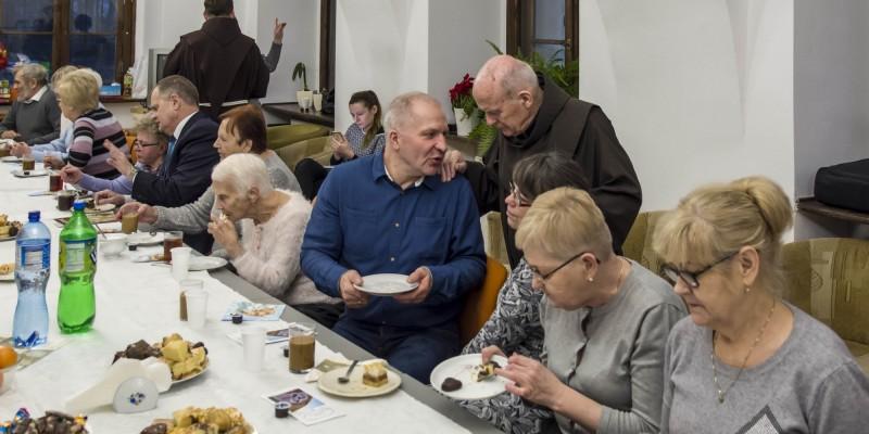 Zdjecia (Franciszkanie) Spotkanie oplatkowe Rozaniec 29-12-2018 28