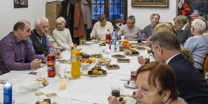 Zdjecia (Franciszkanie) Spotkanie oplatkowe Rozaniec 29-12-2018 29