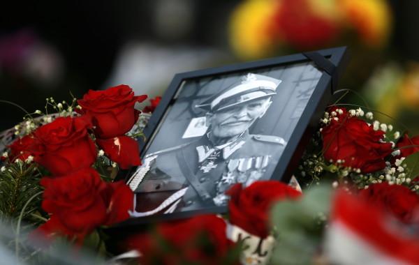 Pogrzeb śp. mjr. Franciszka Karpy (1915-2019) – 9 lutego 2019