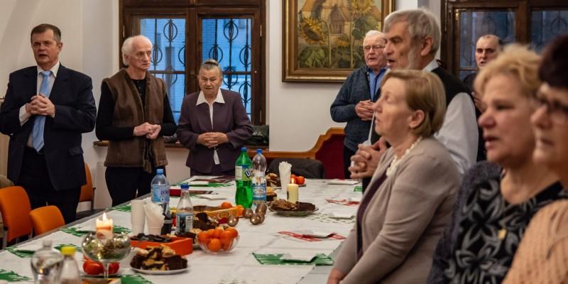 Oplatek Zywego Rozanca Franciszkanie Torun 2019 07