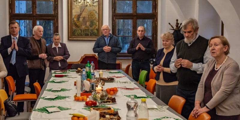 Oplatek Zywego Rozanca Franciszkanie Torun 2019 09