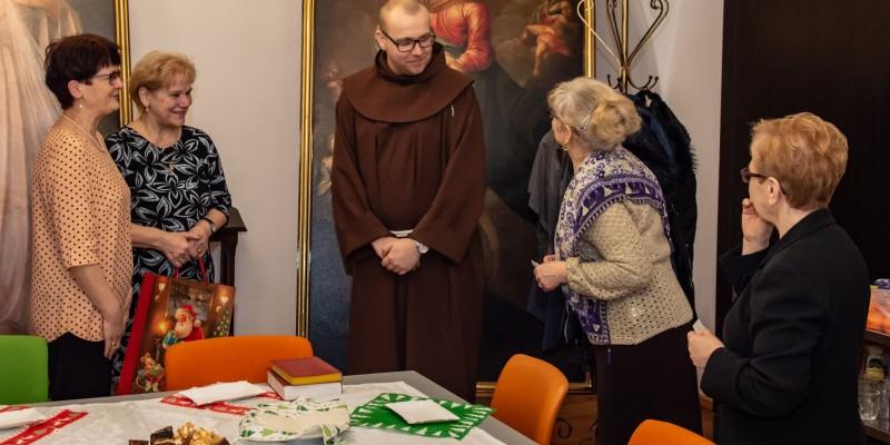 Oplatek Zywego Rozanca Franciszkanie Torun 2019 25