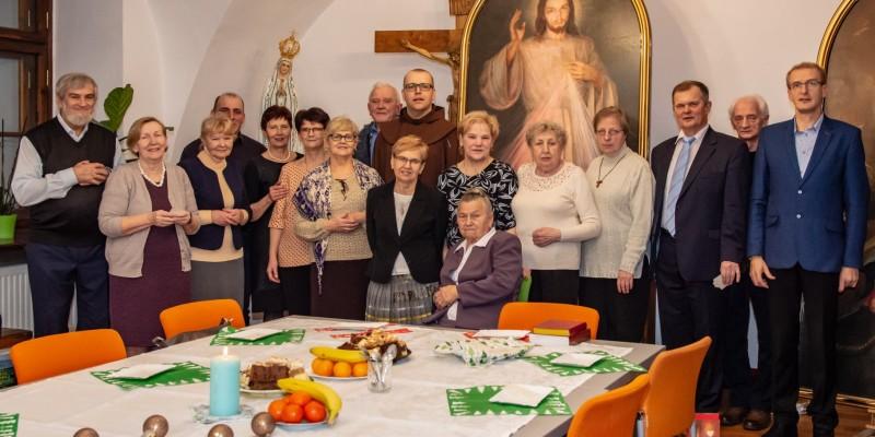 Oplatek Zywego Rozanca Franciszkanie Torun 2019 28