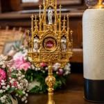 Wprowadzenie relikwi bl Jolenty Franciszkanie Torun 2019 01