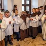 Wprowadzenie relikwi bl Jolenty Franciszkanie Torun 2019 03