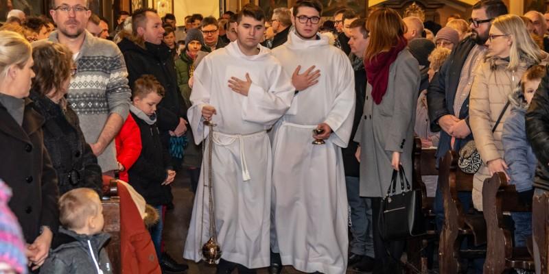 Wprowadzenie relikwi bl Jolenty Franciszkanie Torun 2019 05