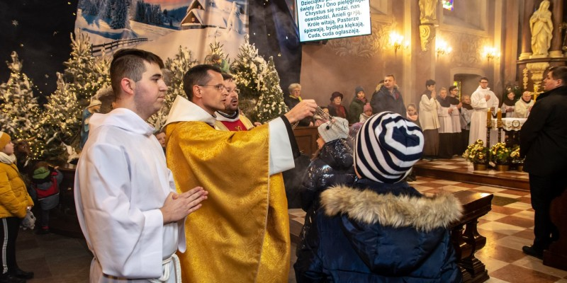 Wprowadzenie relikwi bl Jolenty Franciszkanie Torun 2019 09