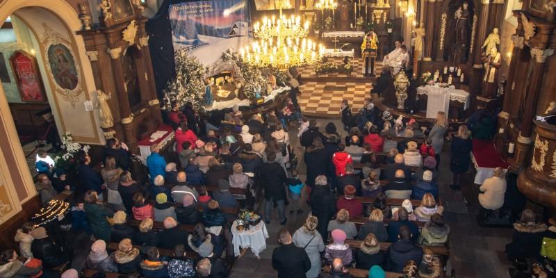 Wprowadzenie relikwi bl Jolenty Franciszkanie Torun 2019 19