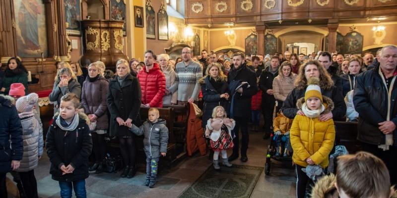 Wprowadzenie relikwi bl Jolenty Franciszkanie Torun 2019 24