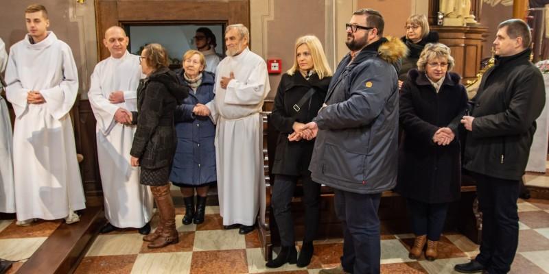 Wprowadzenie relikwi bl Jolenty Franciszkanie Torun 2019 25