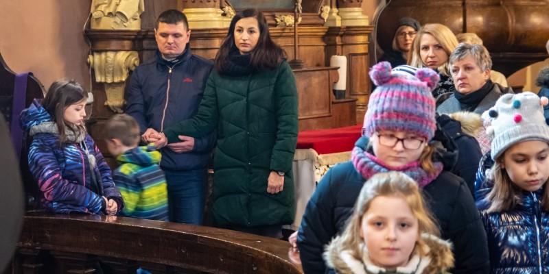Wprowadzenie relikwi bl Jolenty Franciszkanie Torun 2019 26