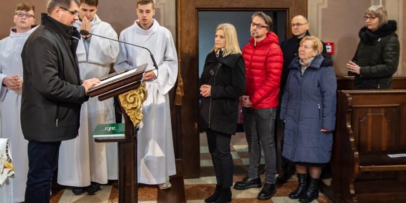 Wprowadzenie relikwi bl Jolenty Franciszkanie Torun 2019 27