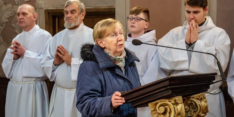 Wprowadzenie relikwi bl Jolenty Franciszkanie Torun 2019 28