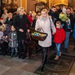 Wprowadzenie relikwi bl Jolenty Franciszkanie Torun 2019 30