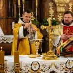 Wprowadzenie relikwi bl Jolenty Franciszkanie Torun 2019 37
