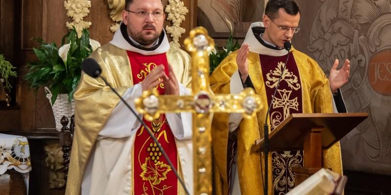 Wprowadzenie relikwi bl Jolenty Franciszkanie Torun 2019 42