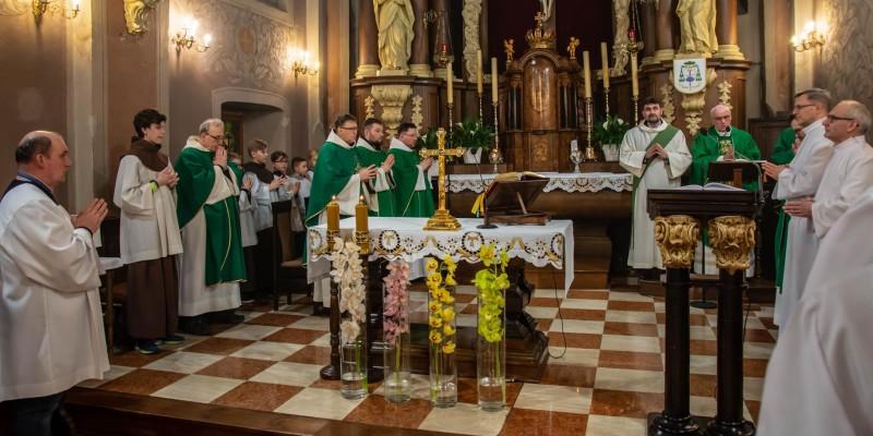 Franciszkanie – Msza Sw Bp J-Szamocki – Wyklady 20-02-2020 05