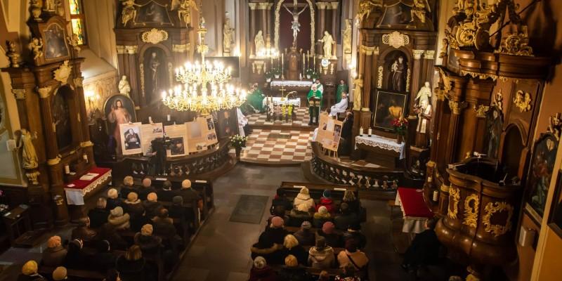 Franciszkanie – Msza Sw Bp J-Szamocki – Wyklady 20-02-2020 09